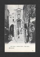 JÉRUSALEM - ASIE - HUITIÈME STATION - PAR UNION POSTALE UNIVERSELLE - Cartes Postales