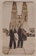 HOMBRES/MEN/HOMMES, IGLESIA/CHURCH/EGLISE CIRCA 1950S. 10X15CM APROX - BLEUP - Anonymous Persons