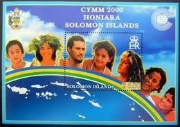 Salomon Solomon Islands 2000 Yvertn° Bloc 58 *** MNH Cote 10 Euro - Salomon (Iles 1978-...)