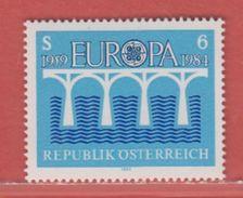 1984 ** (sans Charn., MNH, Postfrish)  Yv  1601Mi  1772ANK 1802 - 1981-90 Unused Stamps