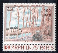 Réunion CFA N°426 Neuf Sans Charniere - Réunion (1852-1975)