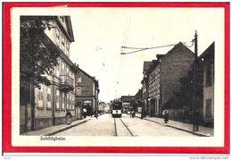 SCHILTIGHEIM - TRAM - TRAMWAY Neuve - Schiltigheim