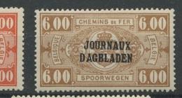Journaux   J.31 **  6F       Coté 35,-   Premier Choix Sans Charnière  Bon Centrage - Journaux