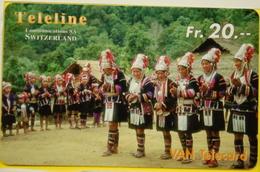 Teleline  Thaï - Svizzera