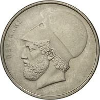 Grèce, 20 Drachmes, 1988, TTB, Copper-nickel, KM:133 - Grecia
