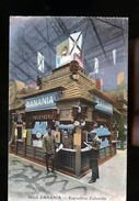 MARSEILLE EXPOSITION PUB BANANIA - Expositions Coloniales 1906 - 1922