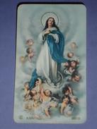 Eb / V  282 - Anno 1964 Nozze D'oro Suore CANOSSIANE Di BERGAMO - Immacolata Concezione - Santino Vecchio - Images Religieuses
