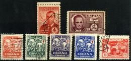 1380- España Nº 991/7 - 1931-Aujourd'hui: II. République - ....Juan Carlos I