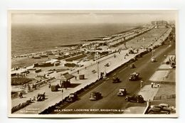 Sea Front, Looking West, Brighton And Hove - Brighton
