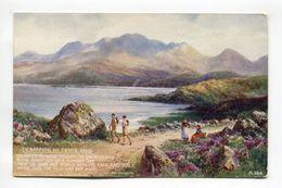 Tramping In Erin's Isle - Ireland