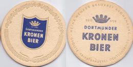 #D170-173 Viltje Dortmunder Kronen - Sous-bocks