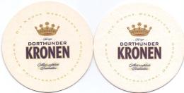 #D170-178 Viltje Dortmunder Kronen - Sous-bocks