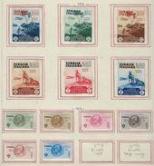 Somalie Italienne à La Page, Poste Aérienne - Somalie