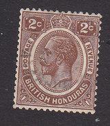 British Honduras, Scott #93, Used, George V, Issued 1922 - British Honduras (...-1970)