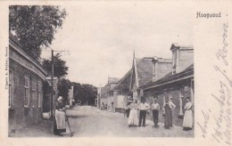 3575247Hoogwoud, (poststempel 1905) - Nederland
