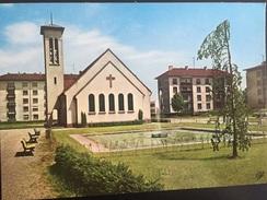 Église Protestante De La Trinité Années 50 Schiligheim - Schiltigheim