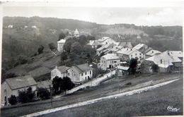 39 LES BOUCHOUX VUE GENERALE HAMEAU DE LA SERRA  CARTE VOYAGE EN 1951 - Other Municipalities