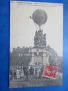 HAUTS DE SEINE    92    NEUILLY-SUR-SEINE     -  MONUMENT.... SIEGE DE PARIS       TRES ANIME    TTB - Neuilly Sur Seine