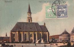 Kolozsvár (magyar) / Cluj-Napoca (Romania) - Lepage Lajos Egyet Konyvkereskedése Kolozsvart - 1910 - Roumanie