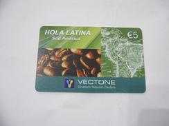 CARTA TELEFONICA PHONE CARD EUROPA VECTONE. - Schede Telefoniche