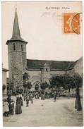 CPA Flavignac, L'Eglise (pk35728) - Autres Communes
