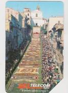 GENZANO L'INFIORATA 13-4 GIUGNO 1999 £ 10000. USATA - Italia