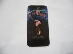 CARTA TESSERA KEY CARD 1998 STAR TREK THE EXPERIENCE LAS VEGAS HILTON ROOM CARD KEY - Phonecards