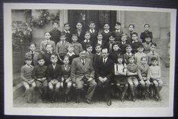 Carte Photo Groupe D'enfants Photo De Classe, à Identifier - Groupes D'enfants & Familles