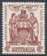 Australia. 1957 Centenary Of Responsible Government In South Australia. 4d MH - 1952-65 Elizabeth II : Pre-Decimals