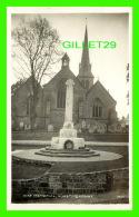 HURSTPIERPOINT,  UK - WAR MEMORIAL & CHURCH - - Angleterre