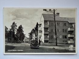 SVEZIA Sverige SWEDEN GUSTAVSBERG Hasthagen Old Postcard - Svezia
