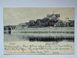 SVEZIA Sverige SWEDEN LAHOLMEN Strömstad Old Postcard - Svezia