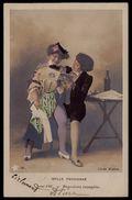 9 X IDYLLE DE PARIS ENTRE DEUX FEMMES - ROMANTIC SCENE BETWEEN TWO WOMEN - EARLY LESBIAN SCENES ? - Femmes