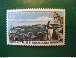 TAAF YVERT POSTE AERIENNE N° 14 - TIMBRE NEUF** LUXE - MNH - SERIE COMPLETE - COTE 245,00 EUROS - Terres Australes Et Antarctiques Françaises (TAAF)