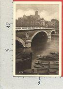 CARTOLINA NV FRANCIA - PARIS En Flanant - Le Pont Louis Philippe - 9 X 14 - Bridges