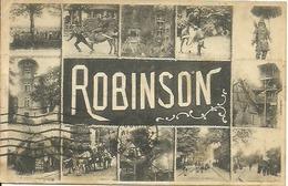 LE PLESSIS ROBINSON......ROBINSON....12 Vues...animée...1922......14 X 9 - Le Plessis Robinson