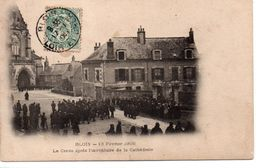 Loir Et Cher ; Blois : Le Credo Après L'inventaire 1906 - Blois