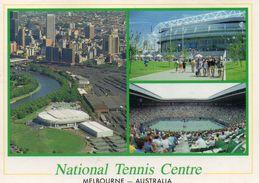 Australie Melbourne Animée National Tennis Centre Tennis - Melbourne