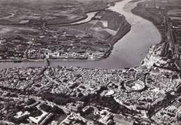ARLES VUE GENERALE AERIENNE (dil116) - Arles