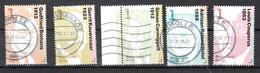 Nederland 2013 Nvph Nr 2059 - 3063, Mi Nr 3110 - 3114 ; Nederlandse Schrijvers, Writers, Carmiggelt, Bomans, Couperus - Usati
