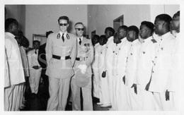 Postcard / ROYALTY / Belgique / Koning Boudewijn / Roi Baudouin / Belgisch Kongo / Kongo Belge / Congo / 1955 - Burundi