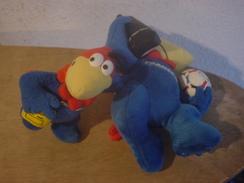 FOOTIX - MASCOTTE DE LA COUPE DU MONDE 98 - VERSION TRES RARE - Cuddly Toys
