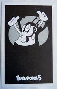CARTE POSTALE Librairie FUTUROPOLIS Florence CESTAC (3) 80's - Livres, BD, Revues
