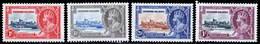 Leeward Islands 1935 Silver Jubilee MNH Set SG 88/91 Cat £32 - Leeward  Islands