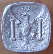 10 Centimes Besançon (25) Ville De Besançon. - Monétaires / De Nécessité