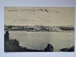 SVEZIA Sverige SWEDEN HAPARANDA Old Postcard - Svezia