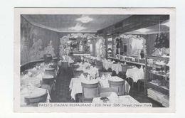 PATSY'S ITALIAN RESTAURANT NEW YORK - Cafés, Hôtels & Restaurants