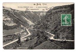CPA   39   LA VALLEE DE REVIGNY---1913 - Autres Communes