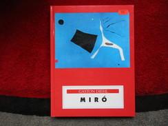 Miro (Gaston Diehl) éditions Gondrom De 1996 - Peinture & Sculpture