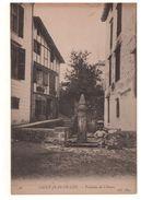 64 - SAINT-JEAN-DE-LUZ . FONTAINE DE CIBOURE - Réf. N°4997 - - Saint Jean De Luz